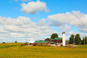 Canadian Country Farm
