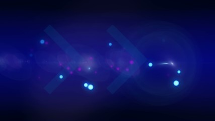 Blue arrows and dots abstract background