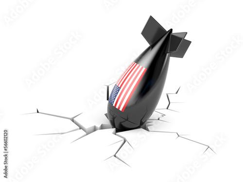 Usa bombing