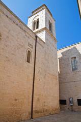 Church of St. Benedetto. Conversano. Puglia. Italy.