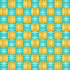 Sfondo con riquadri dorati e azzurri