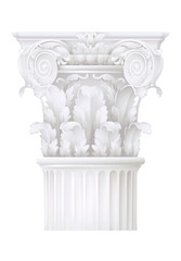 classic style column