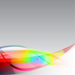 Abstract Spectral Wave Background