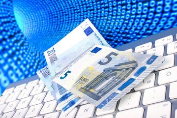 Geld und Internet