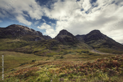 three sisters scotland