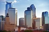 Fototapety Minneapolis Skyline
