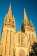 Quimper, cathédrale Saint-Corentin