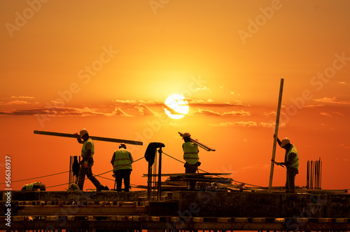 Sundown Laborers - 56636937