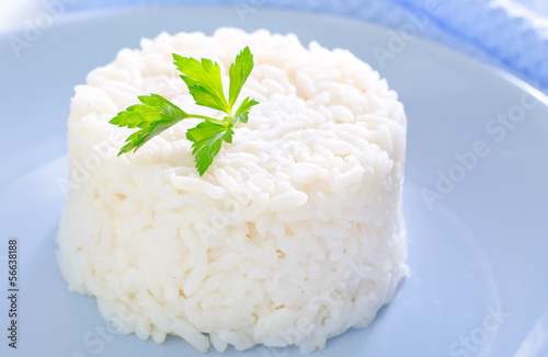 boiled rice