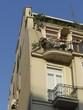 Sanierter Atbau mit schönen Balkons in der Altstadt von Beyoglu