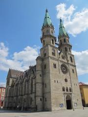 Meiningen – evangelische Stadtkirche( Thüringen)