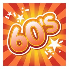 60, années 60, pochette, disque, sixties, fond, musique