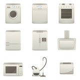 Home appliances collection