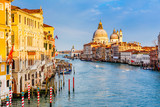 Grand Canal at sunset - 56644568