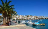 View of the Greek town of Sitia.