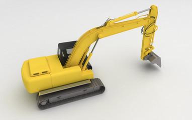 scavatore professionale - ruspa