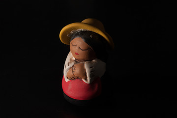 Donna peruviana