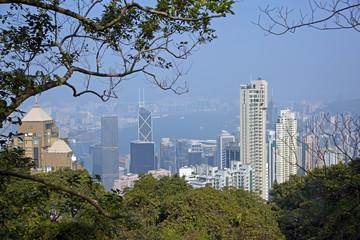 Hong Kong Syline