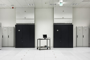 Part of a modern data center