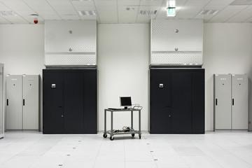 Part of a modern data center