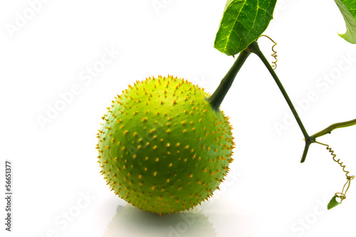green gac fruit