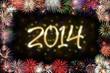 Feuerwerk - 2014
