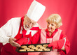 Chef and Housewife - Home Baked Cookies