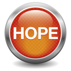 Red hope Button