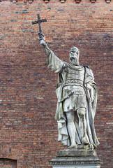 statue Albert the Bear, Germania