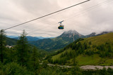 Dachstein cable way gondola