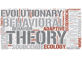 Human behavioral ecology Word Cloud Concept