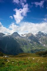 Alpen im Nationalpark Hohe Tauern