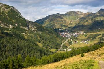 Alpenstadt Obertauern