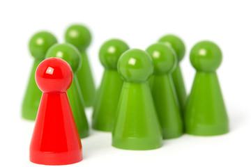 Teamleader Konzept