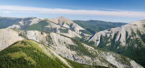 Sulphur Skyline Trail - Jasper National Park - Alberta - Canada