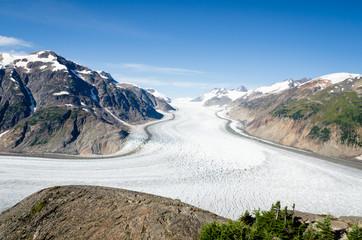 Salmon Glacier - Stewart - British Columbia - Canada