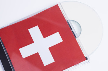 CD und Hülle