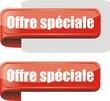 étiquette bordure offre spéciale