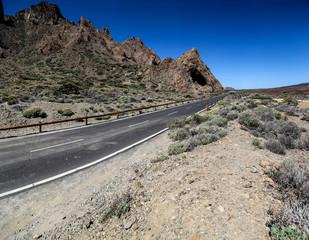 Teide National park in Spain