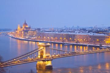 cityscape of  Budapest, Hungary