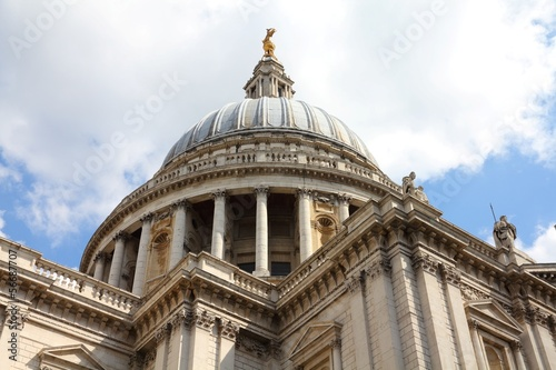 London cathedral - Saint Paul's Cathedral