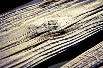 Pontile in legno