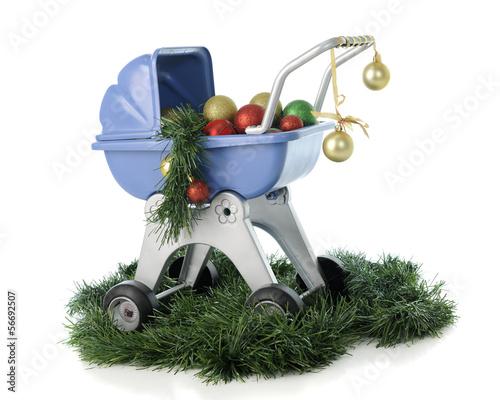 Christmas Buggy