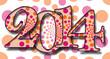 2014 Dots Pattern
