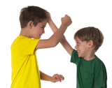 aggression between boys