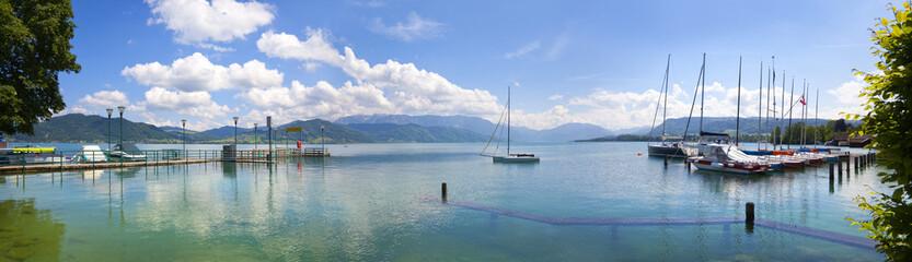 Moon lake, Austria