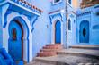 Leinwanddruck Bild - Chefchaouen, Morocco