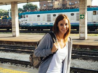 student train station