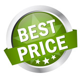 "Button mit Banner "" BEST PRICE """