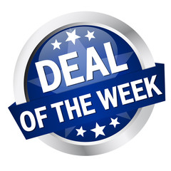 "Button mit Banner "" DEAL OF THE WEEK """